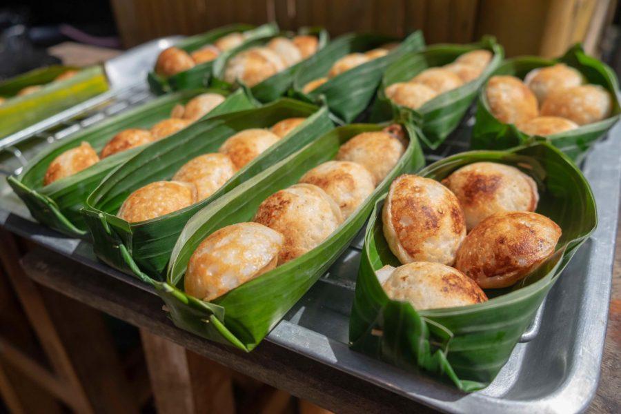 タイのバンコクでたこ焼きに人気がある理由