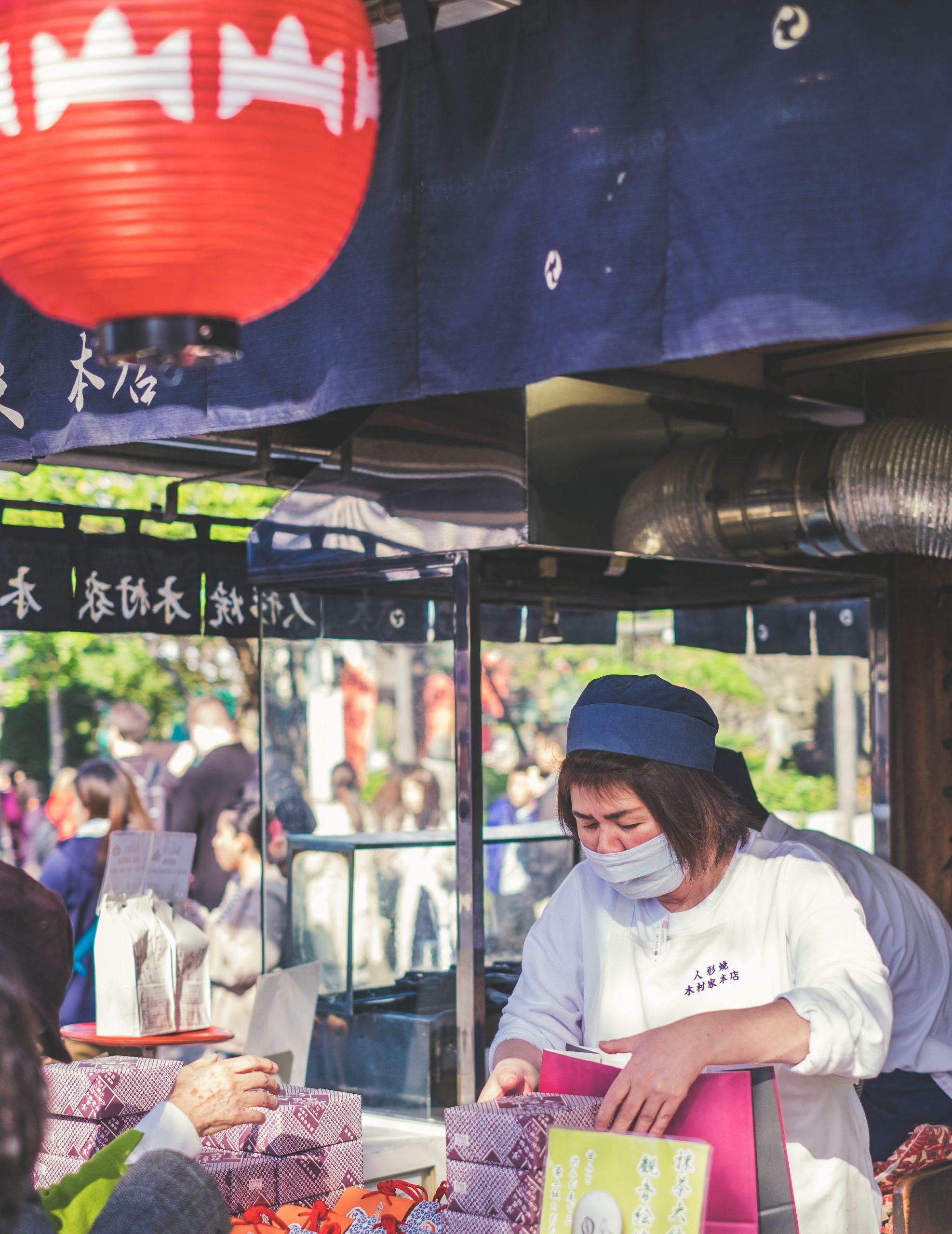 サムライボールとは?今海外で日本のたこ焼きが熱い!
